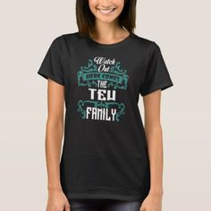 The TEW Family Gift Birthday T Shirt