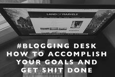 #BloggingDesk : How