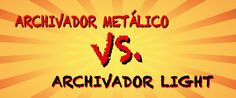 La gran batalla ha llegado: Archivador metálico VS. Archivador light Un final épico e inesperado. ¡No te lo pierdas! http://laoficinaonline.es/blog/archivador-metalico-vs-archivador-light/