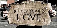 """""""All You Need is Love"""" Sermon Series 