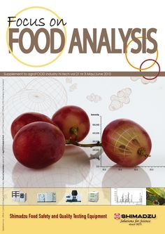 Agro FOOD INDUSTRY Hi-tech's supplements deepen both several issues about human health and the answers that the nutritional science and the industry can provide.