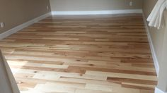 Custom Flooring Specialists offers pre-finished and solid hardwoods.
