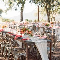 Hope you don't mind me thinking that this photo by @megmessina is just perfect....the lighting that day was less than ideal....some tables were exposed by the harsh sunlight while others were in shade....yet Meg made it work!!! Bravo! Planned exceptionally by @bustleevents with @brighteventrentals at @kundewinery for our delightful client