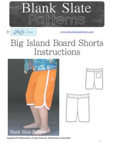 Big Island Board Shorts