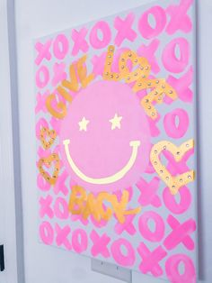 Cute Canvas Paintings, Diy Canvas Art, Dorm Paintings, Dorm Art, Aesthetic Room Decor, Photo Wall Collage, New Wall, My New Room, Barbie