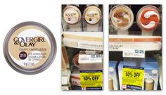 Moneymaker on CoverGirl & Olay Products at Rite Aid!