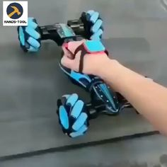 Christmas Limited Time Offer – Gesture Control Double Sided Stunt Car The Car is Designed with Bionic Spine Which Will Make the Car More Flexible The Function Button Will Allow It to Turn into A Monster Car When It's Laying… Continue Reading → Gadgets And Gizmos, Tech Gadgets, Kids Gadgets, Monster Car, Tech Toys, Futuristic Technology, Robot Technology, Cool Inventions, Cool Tech