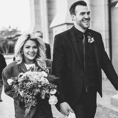 Witney Carson Told Us Exactly How She Planned a Wedding in Less Than 3 Months: Glamour.com