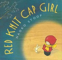 Red Knit Cap Girl by Naoko Stoop