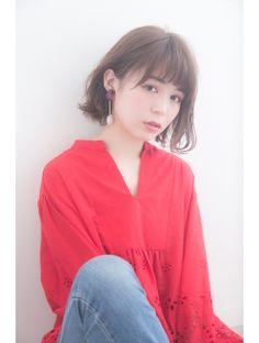 レイリー(LAiLY by GARDEN) LAILYワンサイド×抜け感ボブ【原宿/表参道】羽田ひろむ