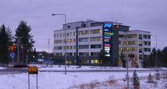 Fingridin toimipiste Oulussa.