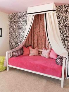 Girls Pink Bedroom Accessories Design, Pictures, Remodel, Decor and Ideas - page 236