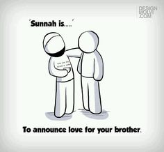 I love all of my friends, they are the best of companions who remind me to fear Allaah, they correct my faults, and we benefit one another in our deen and duniya. I'm so blessed to have them in my life alhamdulillaah.