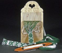 scandinavian tape loom