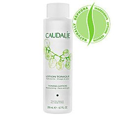 Caudalie Toning Lotion...best toner I've found (and I've tried A LOT of them!)