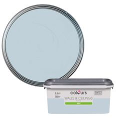 Colours Oxygen Silk Emulsion Paint 2.5L | Departments | DIY at B&Q