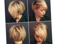 cool Tendance coiffure 2017 court. #Coiffure #mode #mode2017 ...