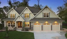 "<ul><li><strong>MORE PHOTOS</strong>: See more photos in our Google  <a href=""http://bit.ly/73357hs-g"">photo album</a>.</li><li>This Exclusive Traditional house plan was designed for a large sports-loving family. Richly-detailed both inside and out, the home will delight family and friends alike.</li><li>A large formal dining room and study flank the entry foyer.</li><li>An open floor plan marks the main living area that has double doors opening to a bright sunroom.</li><li>Note the huge…"