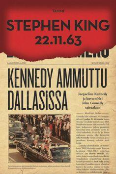 Arvostelu: Stephen King: 22.11.63