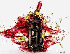 "Check out new work on my @Behance portfolio: ""WINE"" http://be.net/gallery/40687853/WINE"