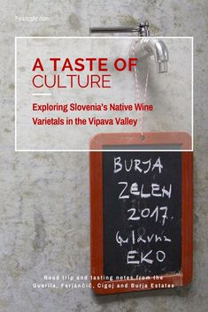 A road trip notebook through western Slovenia's Vipava Valley wine district, exploring three of the country's indigenous grapes. Lots of tasting notes, too. Travel Around Europe, Europe Travel Tips, Wine Varietals, Europe Continent, Best Travel Guides, Travel Money, European Destination, Eastern Europe, Romantic Travel