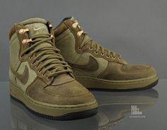 huge discount f0e61 b5fce Nike Air Force 1 Hi DCN Milita (525316 200) - Caliroots.com Flygvapen