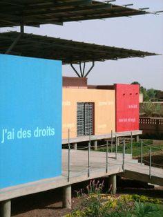 Centro de Saúde da Mulher , Ouagadougou, Burkina Faso