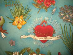 Alexander Henry fabric Viva Frida  honors the great by fabricdepo, $6.95