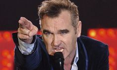 Morrissey: eating meat is the same as paedophilia