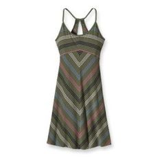 Patagonia® Womens Spright Dress. A mix of organic cotton and Tencel. Sweet!