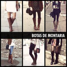 Botas de Montaria: elegante e versátil