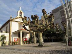Espinho ist auch sonst durchaus schön anzuschauen. Foto: Doris Portugal, Montage, Porto, Littoral Zone, Nice Asses