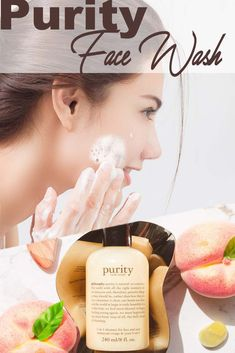 Make Your Skin Truly Breathe With Purity Face Wash,face wash routine, face wash for oily skin, face Oily Skin Care, Moisturizer For Dry Skin, Best Skincare Products, Face Products, Beauty Products, Face Care Routine, Best Face Wash, Dry Skin On Face, Facial Wash