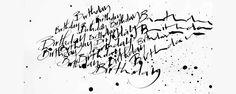 Nicolas Ouchenir letters.