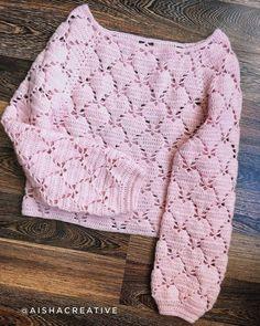 Crochet Tunic Pattern, Crochet Ripple, Crochet Chart, Crochet Cardigan, Easy Crochet, Crochet Stitches, Knit Crochet, Crochet Patterns, Beautiful Crochet
