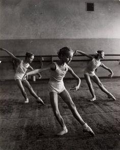 Hilmar Pabel, Bolshoi Ballet School, Moscow, 1964