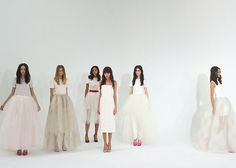 First Look: Houghton's New Bridal Collection