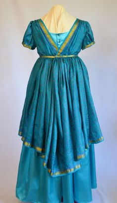 Sari Regency Ball Gown and Day Dress