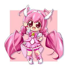 Chibi Cure Happy