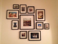 I love my gallery wall!