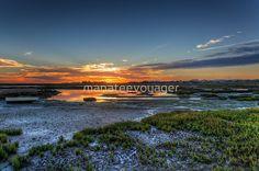 Rio Formosa Sunset