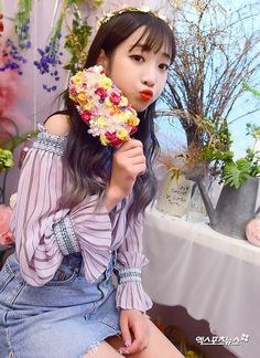 [PICS] 180701 - interview with xportsnews Lovelyz Jiae, Asian Girl, Interview, Tulle, Kpop, Cosplay, Celebrities, Park, Bts