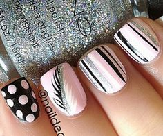 feather and stripes