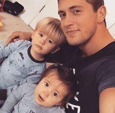 Dan, Teddy, Ella