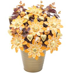 Calling all Caramel Lindt lovers! Our NEW 'Burnt Caramel Bouquet' has just landed online and contains half a dozen of these tasty morsels along with Belgian milk chocolates for $69.00