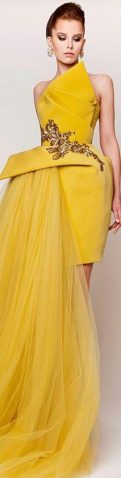 Azzi & Osta couture 2015