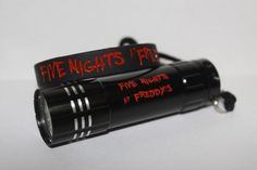 Foxy Flashlight FIVE NIGHTS at FREDDY'S FnAF With by partyswag102