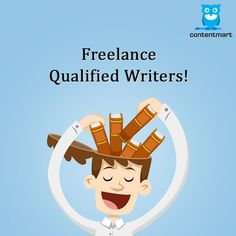 Your search for finding good #Writers ends at contentmart.com
