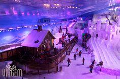 Snowland - parque de neve em Gramado