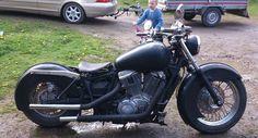 honda vt1100 shadow custom